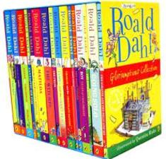 Anything by Roald Dahl