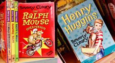Anything by Beverly Cleary